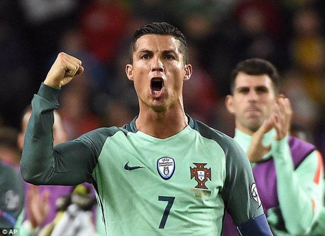 Hungary - Bồ Đào Nha: Siêu sao Ronaldo kiến tạo, bàn thắng kết liễu - 1