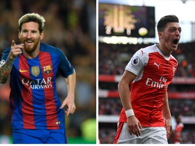 """Messi """"hàng miễn phí"""": MU, Man City có cơ hội? - 4"""