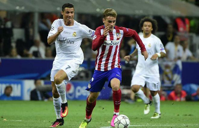 Bí mật chuyển nhượng MU: Ronaldo ôm hận Mbappe, mất chỗ vì Griezmann - 1