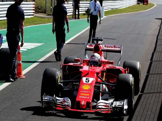 """Đua xe F1, Italian GP: """"Mũi tên bạc"""" bay vút, cho đối thủ """"hít khói"""" - 5"""