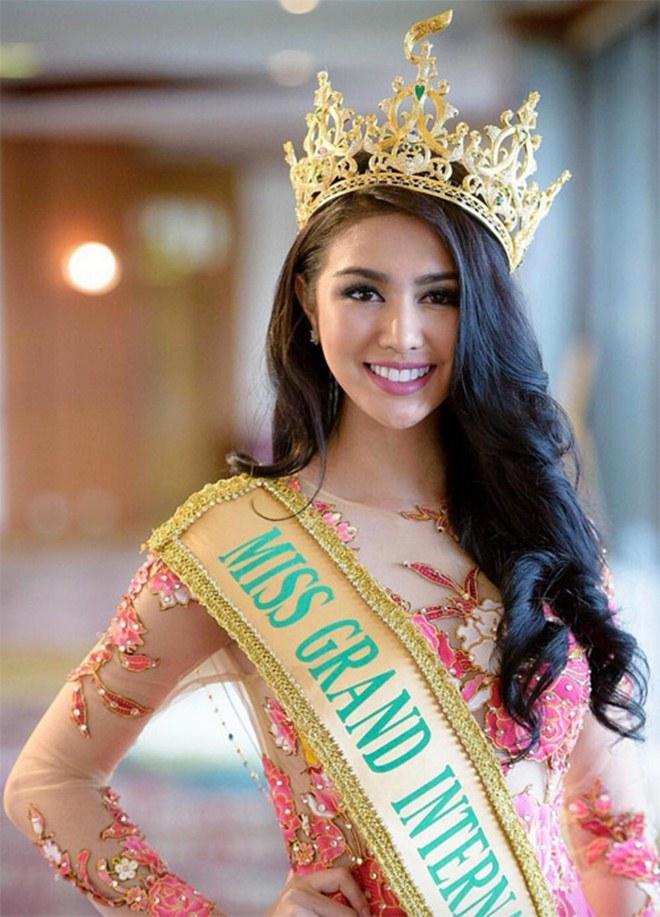 Mỹ nữ nóng bỏng đất nước vạn đảo là Hoa hậu đẹp nhất thế giới 2016 - 2