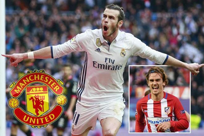 MU – Mourinho treo thưởng áo số 7: Bale đấu Griezmann kịch liệt - 2