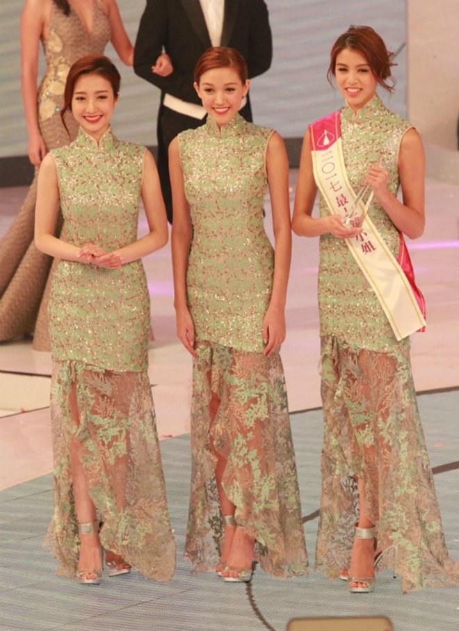Ứng xử kém người đẹp vẫn đăng quang Hoa hậu Hong Kong - 3