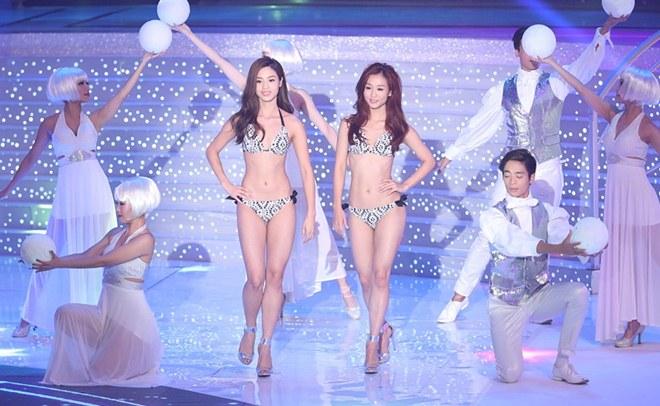 Ứng xử kém người đẹp vẫn đăng quang Hoa hậu Hong Kong - 9