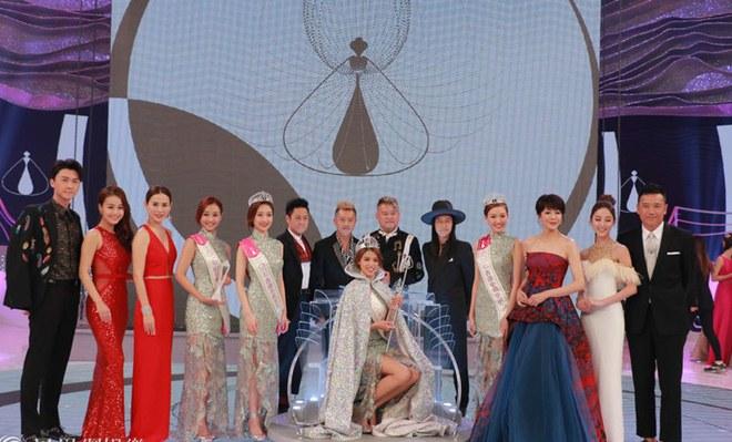 Ứng xử kém người đẹp vẫn đăng quang Hoa hậu Hong Kong - 10