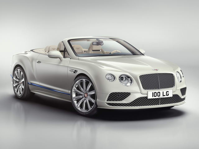 Bentley Continental GT mui trần đặc biệt phỏng theo du thuyền - 3