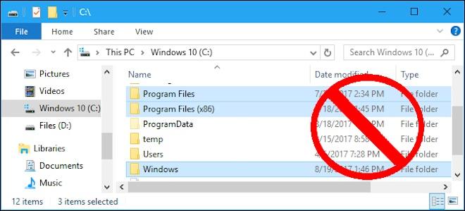 Nên backup những dữ liệu nào trên máy tính? - 3