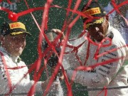 """Thể thao - BXH đua xe F1 - Italian GP: Hamilton """"ăn 6"""" và chiến tích lật đổ Vettel"""