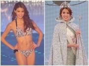 Thời trang - Ứng xử kém người đẹp vẫn đăng quang Hoa hậu Hong Kong