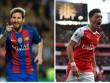 """Messi: Chặn Ozil đến Barca, bình thản ăn hàng trước """"sóng dữ"""""""