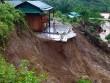 Sạt lở đất kinh hoàng ở Yên Bái: 2 người chết, 7 bị thương