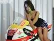 Ngắm người đẹp Á Đông thả dáng bên môtô Honda