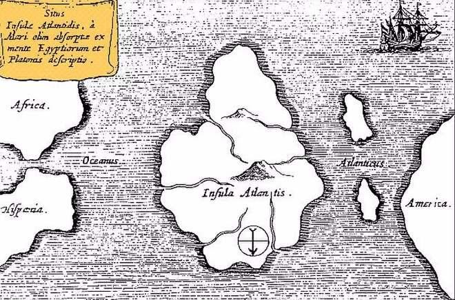 Những giả thuyết thần bí nhất về Tam giác quỷ Bermuda - 4