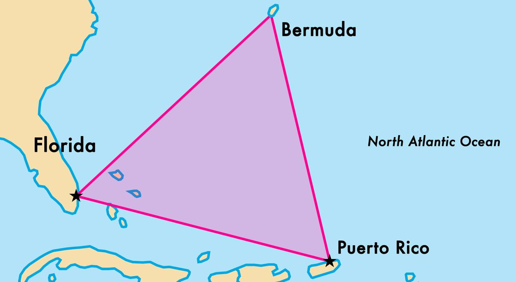 Những giả thuyết thần bí nhất về Tam giác quỷ Bermuda - 1