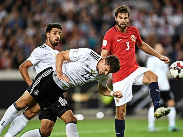 """Đức - Na Uy: Sao Arsenal khai màn """"tiệc bàn thắng"""""""