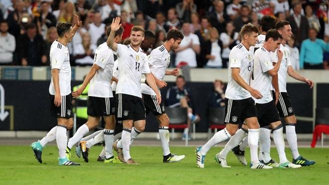 """Đức - Na Uy: Sao Arsenal khai màn """"tiệc bàn thắng"""" - 1"""