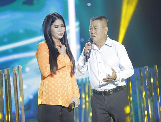 Em gái Lý Hùng khiến bạn diễn hát Bolero sai tông, nhận điểm áp chót - 1
