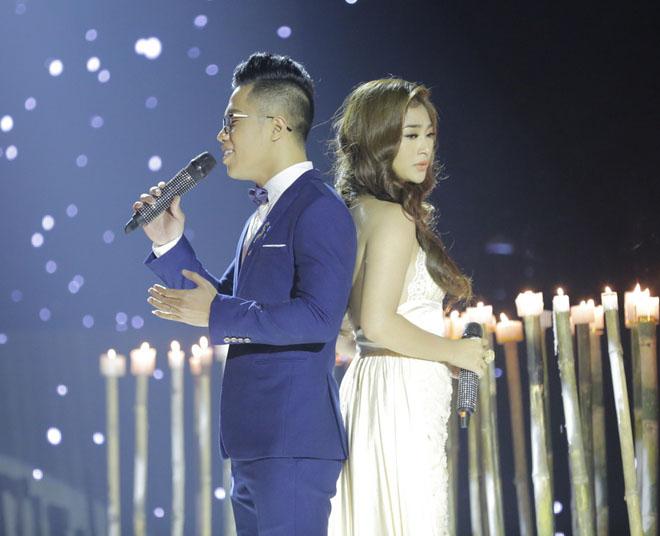 Em gái Lý Hùng khiến bạn diễn hát Bolero sai tông, nhận điểm áp chót - 4