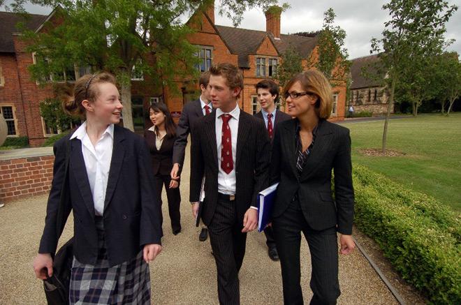 Triển lãm du học Trung học Nội trú Anh Quốc – không chỉ học để định cư - 3