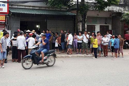 Vụ cụ ông 73 tuổi ở Thạch Thất bị sát hại: Tạm giữ 1 nghi can - 1