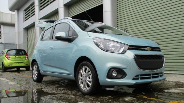Chevrolet Spark 2017 về Việt Nam, giống hệt Beat 2018 - 1