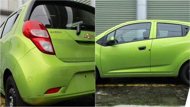 Chevrolet Spark 2017 về Việt Nam, giống hệt Beat 2018 - 2