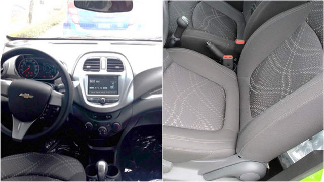 Chevrolet Spark 2017 về Việt Nam, giống hệt Beat 2018 - 3