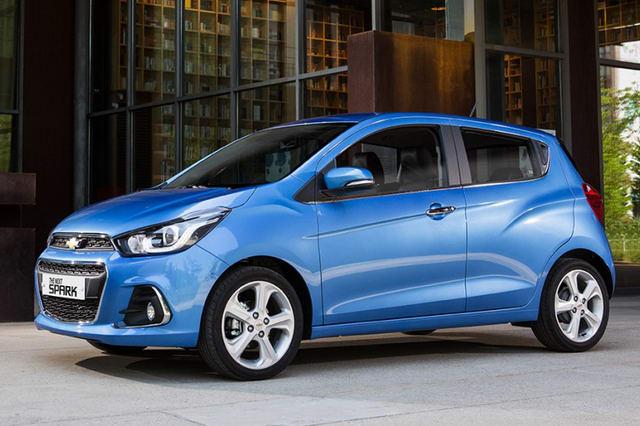 Chevrolet Spark 2017 về Việt Nam, giống hệt Beat 2018 - 5