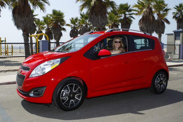 Chevrolet Spark 2017 về Việt Nam, giống hệt Beat 2018 - 6