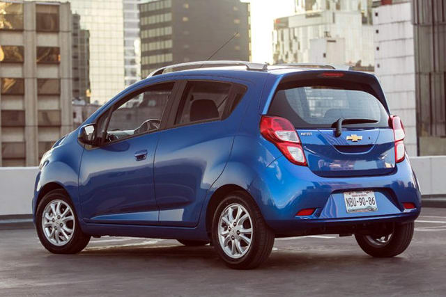 Chevrolet Spark 2017 về Việt Nam, giống hệt Beat 2018 - 7