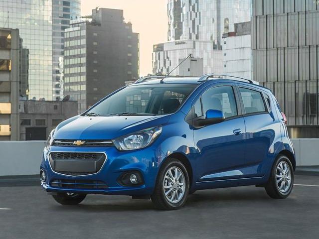 Chevrolet Spark 2017 về Việt Nam, giống hệt Beat 2018 - 4
