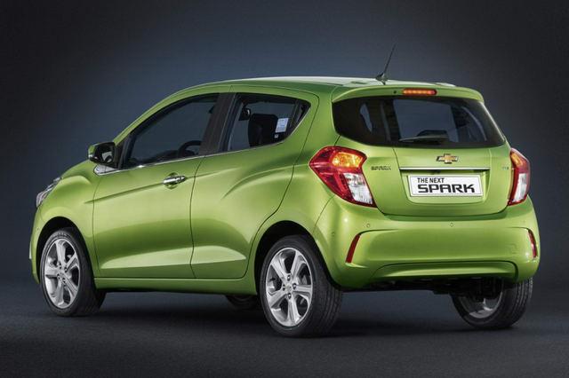 Chevrolet Spark 2017 về Việt Nam, giống hệt Beat 2018 - 8