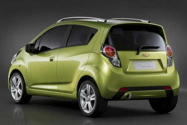 Chevrolet Spark 2017 về Việt Nam, giống hệt Beat 2018 - 9