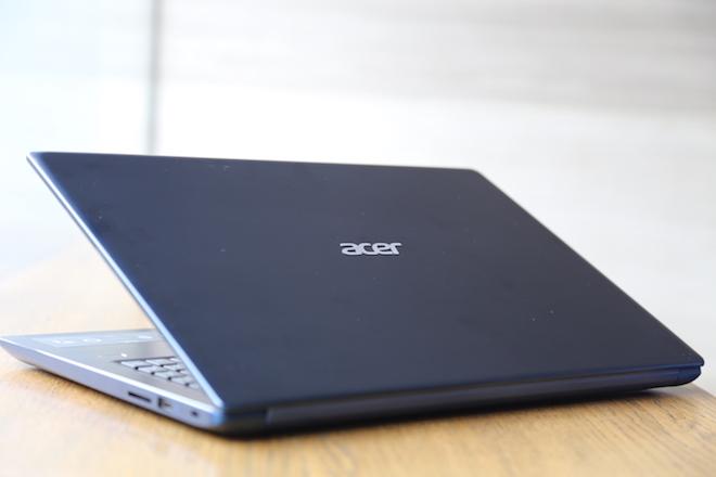 Lộ diện laptop chạy vi xử lý Intel Core i thế hệ thứ 8 đầu tiên tại VN - 1