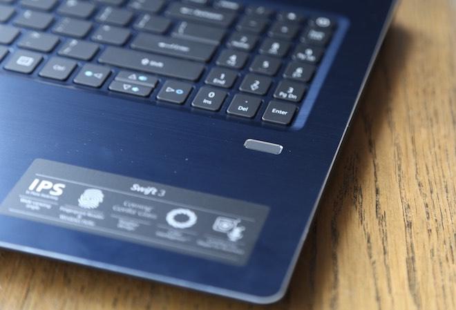 Lộ diện laptop chạy vi xử lý Intel Core i thế hệ thứ 8 đầu tiên tại VN - 8