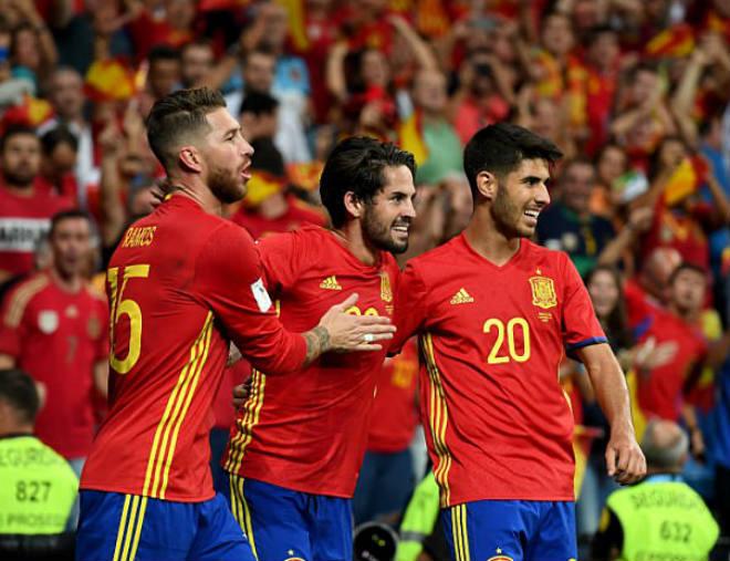 Liechtenstein – Tây Ban Nha: Sàn diễn song tấu Real 700 triệu bảng - 2