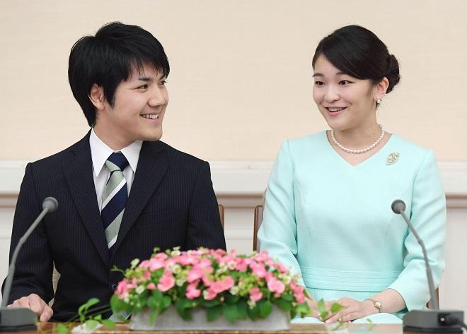 Công chúa Nhật chính thức tuyên bố bỏ địa vị lấy thường dân - 1