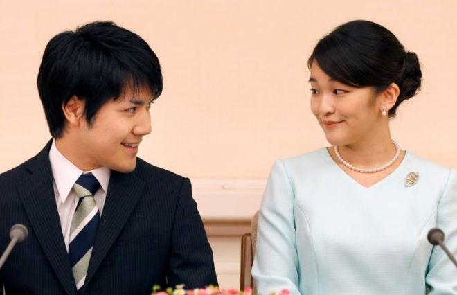 Công chúa Nhật chính thức tuyên bố bỏ địa vị lấy thường dân - 2