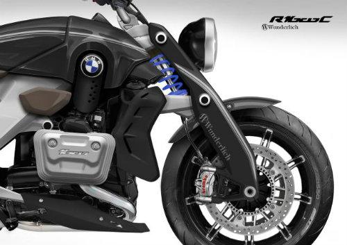 """Rò rỉ mẫu xe hành trình """"khủng"""" BMW R1600C - 3"""