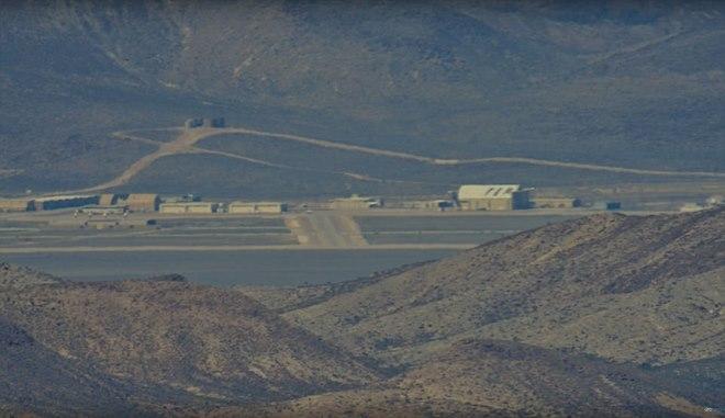 Hình ảnh chưa từng công bố về Khu vực 51 bí ẩn của Mỹ - 1