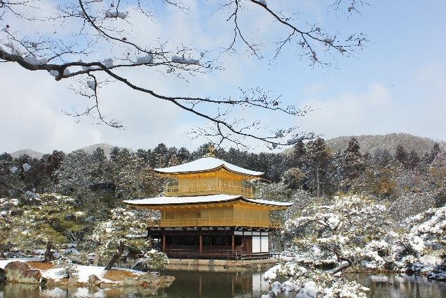 Choáng ngợp ngôi chùa được dát bằng vàng thật ở Nhật Bản - 7