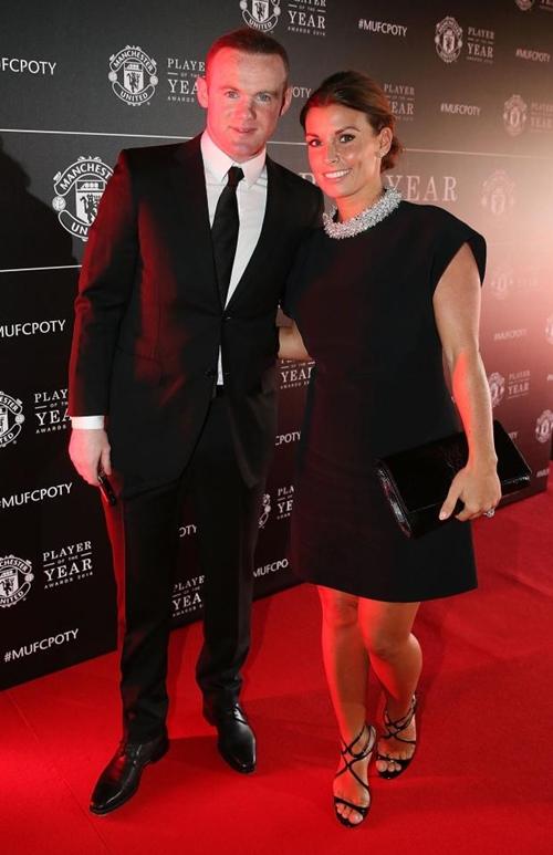"""Loạt """"tình 1 đêm"""" chân dài khiến vợ Wayne Rooney phát điên - 1"""
