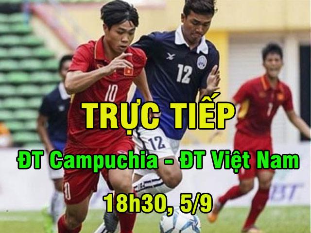 ĐT Việt Nam đấu Campuchia: Fan nữ xinh nhuộm đỏ sân Olympic - 11