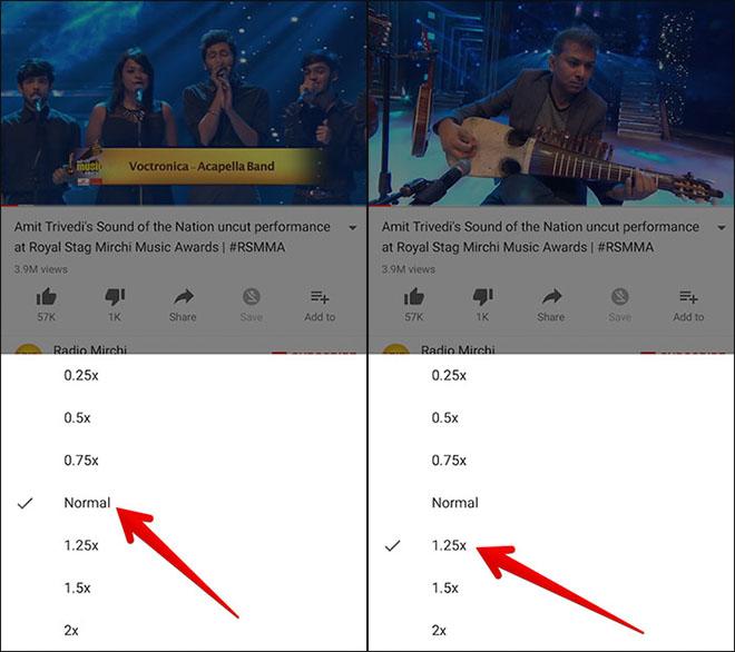 Thủ thuật YouTube: Cách xem video tua nhanh hoặc tua chậm cực thú vị - 3