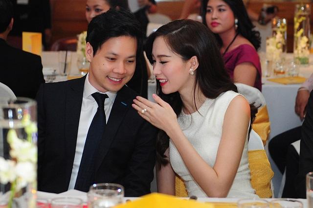 Lộ khoảnh khắc Hoa hậu Thu Thảo rạng rỡ chụp hình cưới - 7