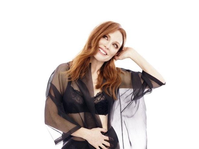 Cựu ảnh hậu Oscar U60 tự tin làm người mẫu đồ lót - 8