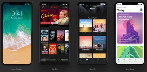 iPhone 9 màn hình 5,85 inch và 9 Plus màn hình 6,46 inch lộ diện - 1