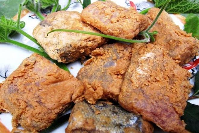 Top những món ăn nghe tên là thèm ở Vĩnh Phúc - 1