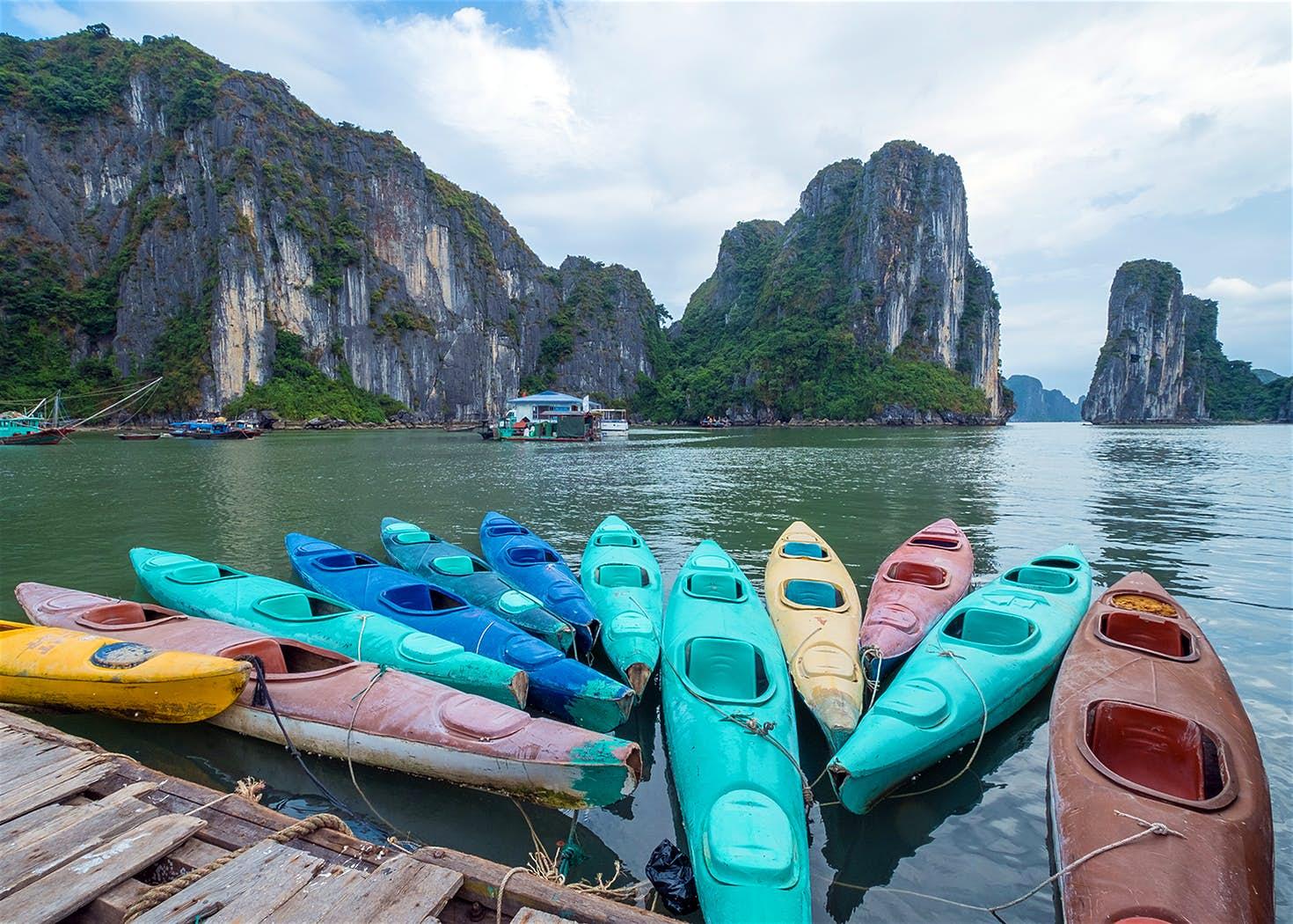 Việt Nam lọt top những địa điểm phiêu lưu tuyệt nhất thế giới - 2