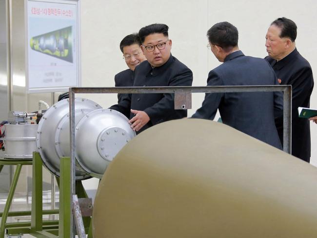 Viễn cảnh khủng khiếp nếu Triều Tiên nã bom nhiệt hạch Mỹ - 3
